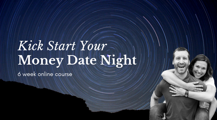 Kickstart Your Money Date Night Course